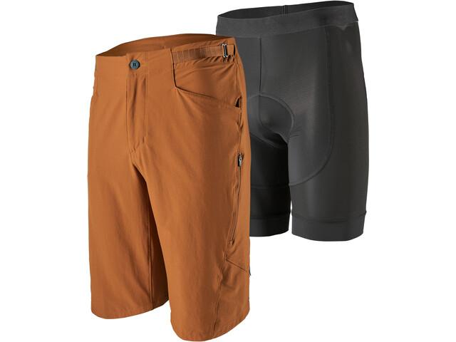 Patagonia Dirt Craft Bike Shorts Men wood brown